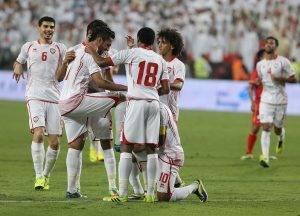 الإمارات تستعد لمقارعة استراليا على النقاط الثلاث و بطاقة التأهل