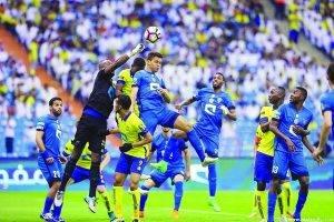 الهلال يطيح بطموحات النصر في كأس خادم الحرمين الشريفين