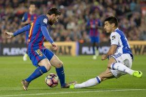 لماذا طلب ميسي عدم المشاركة في لقاء برشلونة القادم؟
