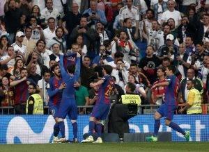 برشلونة يصعق ريال مدريد في الثواني الأخيرة من الكلاسيكو