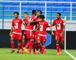 عاجل : الجزيرة يحرز لقب دوري الخليج العربي !