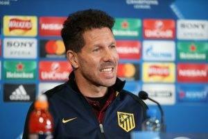 سيميوني يؤمن أن إقصاء ريال مدريد أمرٌ ممكن