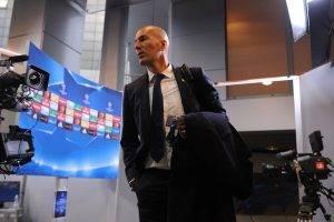 ماذا قال زيدان عن نصر ريال مدريد ؟
