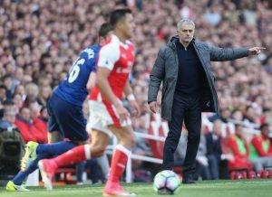 مورينيو لا يمر بفترة طيبة مع مانشستر يونايتد
