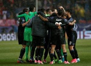 مشاهدات من مباراة ريال مدريد بعد الفوز على أتليتيكو
