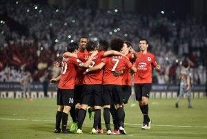 الريان إلى نهائي أغلى الكؤوس في قطر بعد الفوز على لخويا