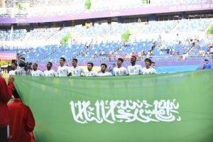 صور حصرية للمنتخب السعودي من لقاء التأهل !