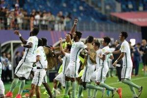 المنتخب السعودي للشباب يحقق المفاجأة !