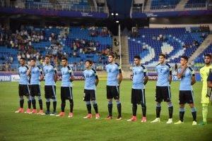 عاجل و طريف : نشيد خاطىء للأوروجواي في كأس العالم للشباب