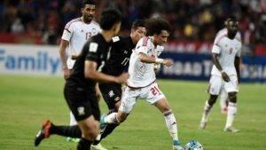 هل مازالت للإمارات فرصة بالتأهل إلى كأس العالم؟