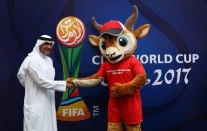 الكشف عن تعويذة كأس العالم للأندية ٢٠١٧ في الإمارات