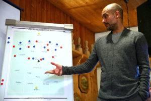 علم كرة القدم : دفاع المنطقة و رجل لرجل