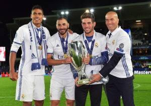 رسمياً : إنزو زيدان يغادر ريال مدريد !