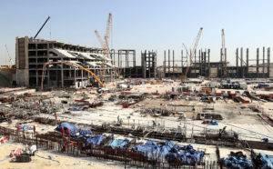رسمياً : قطر تصدر تقريرها الخاص برعاية العمال