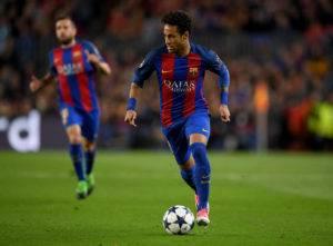 نيمار يرحب بصفقة برشلونة المحتملة