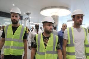 بوسكيتس: قطر ستنظم كأس عالم تاريخي عام 2022