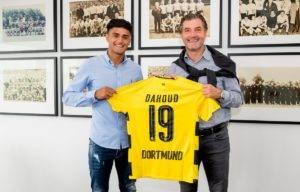 بوروسيا دورتموند يقدم لاعبه السوري الجديد !