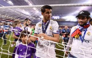 صفقة انتقال موراتا من ريال مدريد حسمت لصالح الإنجليز !