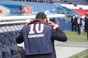نيمار يرغب أن يُطرد برشلونة من دوري الأبطال !