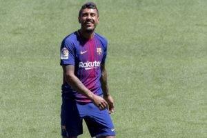 ماهي أولى كلمات لاعب برشلونة الجديد ؟