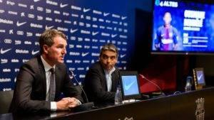 لماذا لم يتعاقد برشلونة مع كوتينيو؟