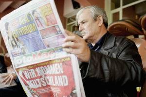 جولة الصحف الأوروبية اليوم ٨ أوكتوبر