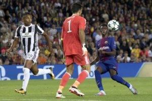 ما رأي بوفون بالخسارة من برشلونة؟
