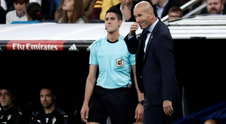 زيدان : رونالدو الأفضل في جيله وهذا ما أراه بالنسبة لهدف برشلونة