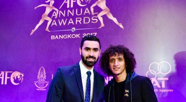 عاجل : الخربين أفضل لاعب في آسيا