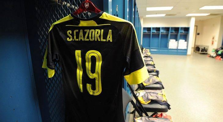 فيديو : سانتي كازورلا مصاباً من جديد