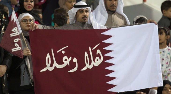 عبد الكريم حسن طوى صفحة خسارة قطر