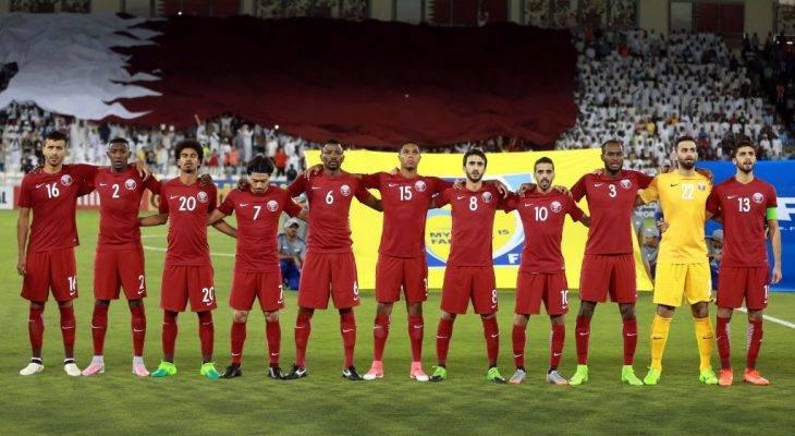 وي يعد الشعب الصيني بالفوز على قطر