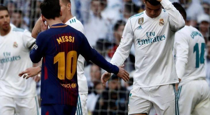 رونالدو يهاجم السلطات الاسبانية بسبب ميسي