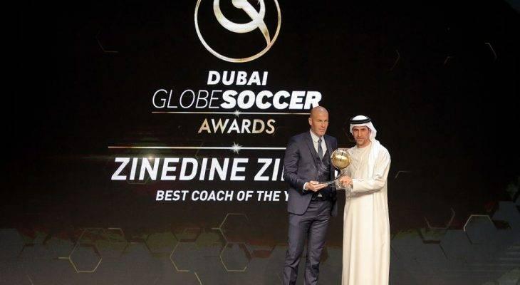 ريال مدريد يتصدر جوائز مؤتمر دبي الرياضي ١٢