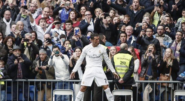 هل يبقى رونالدو في ريال مدريد؟