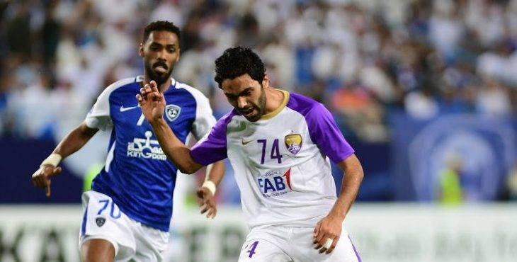 قمة مباريات الجولة الأولى تنتهي بالتعادل السلبي  بين الهلال والعين في دوري أبطال آسيا