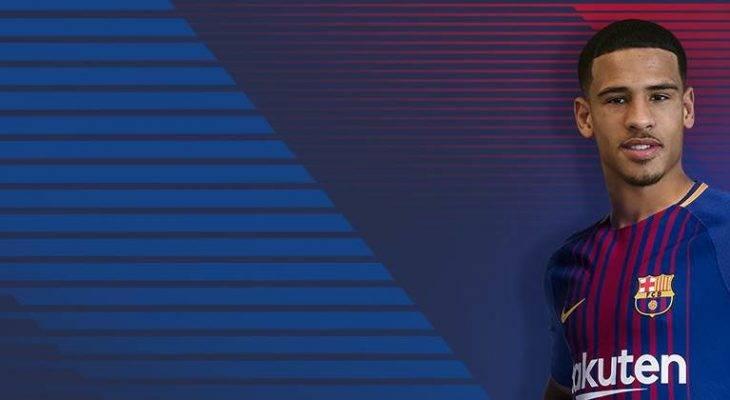 لاعب برشلونة الجديد ماركوس ماكجوان خريج أكاديمية أرسنال