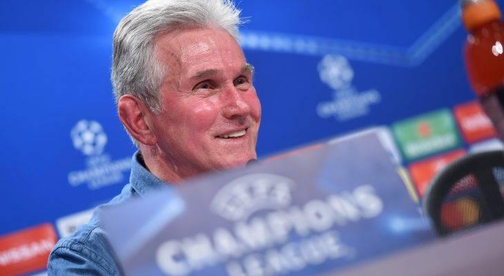 هاينكس مدرب بايرن ميونيخ صاحب ثاني أفضل نسبة للإنتصارات في دوري أبطال أوروبا