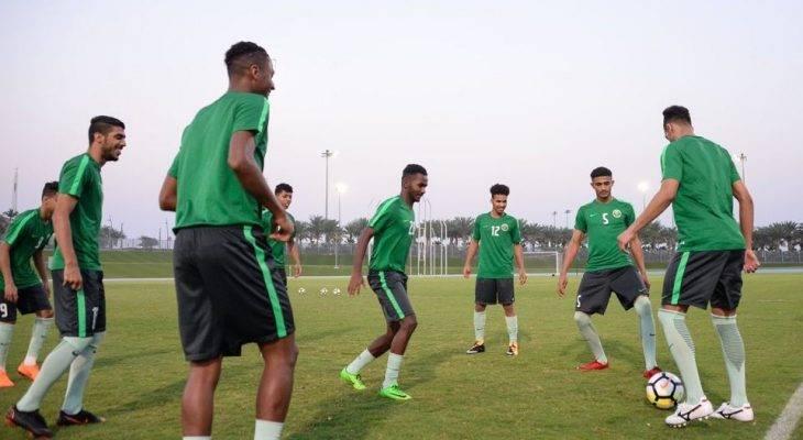 ماريبا الإسبانية هي المحطة الحالية لتدريبات المنتخب السعودي، ولجنة المنشطات من الفيفا تزورهم!