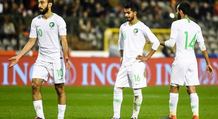 بعد الهزيمة 4-0 ، السعودية ترسل مهاجمها إلى مانشيستر يونايتد