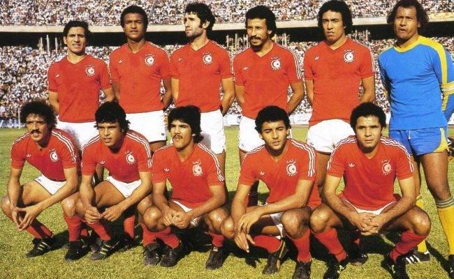 تاريخ منتخب تونس مع كأس العالم