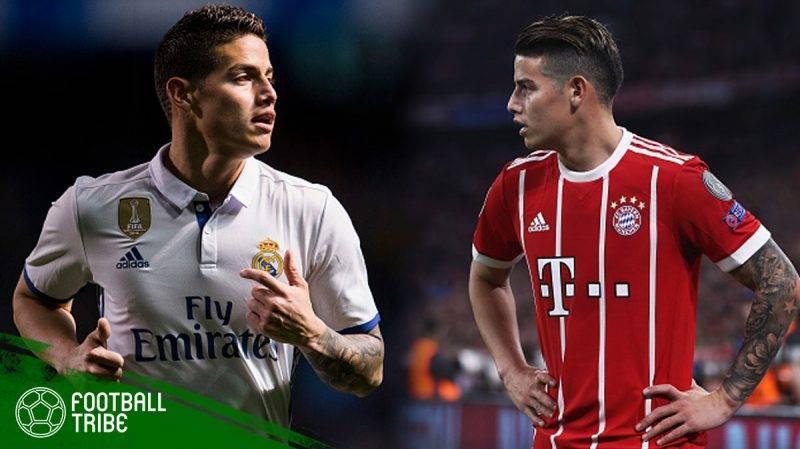 Bayern Muenchen dan Real Madrid