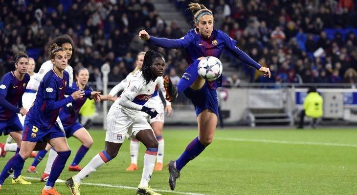 للمرة الثالثة على التوالي يتم إبعاد سيدات برشلونة من دوري الأبطال