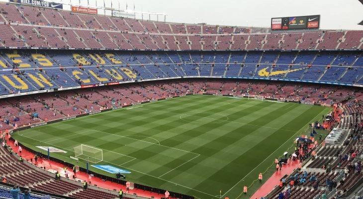 الرحلة: تجربة اللاليغا(LaLiga) في برشلونة!