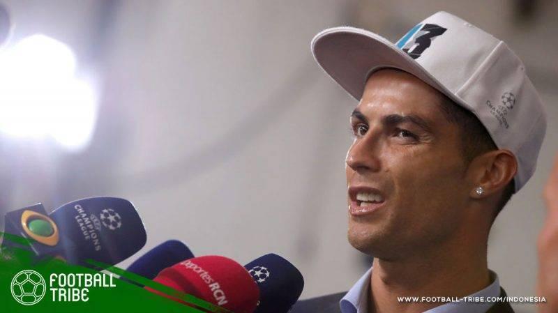 masa depan Cristiano Ronaldo