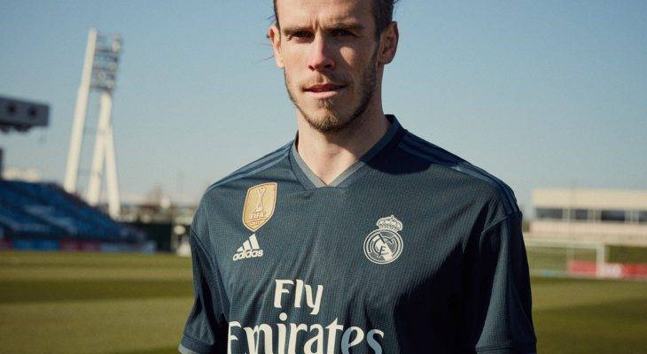 دعاية قميص ريال مدريد الجديد.. وغياب رونالدو