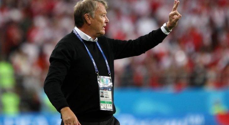 مدرب الدنمارك: حذرون من تطور أساليب أستراليا