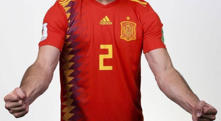 عودة كارفخال إلى المنتخب الإسباني لمواجهة إيران: