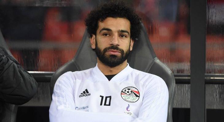 محمد صلاح يشارك في تدريبات منتخب مصر، ولكن هل سيشارك ضد الأوروجواي ؟