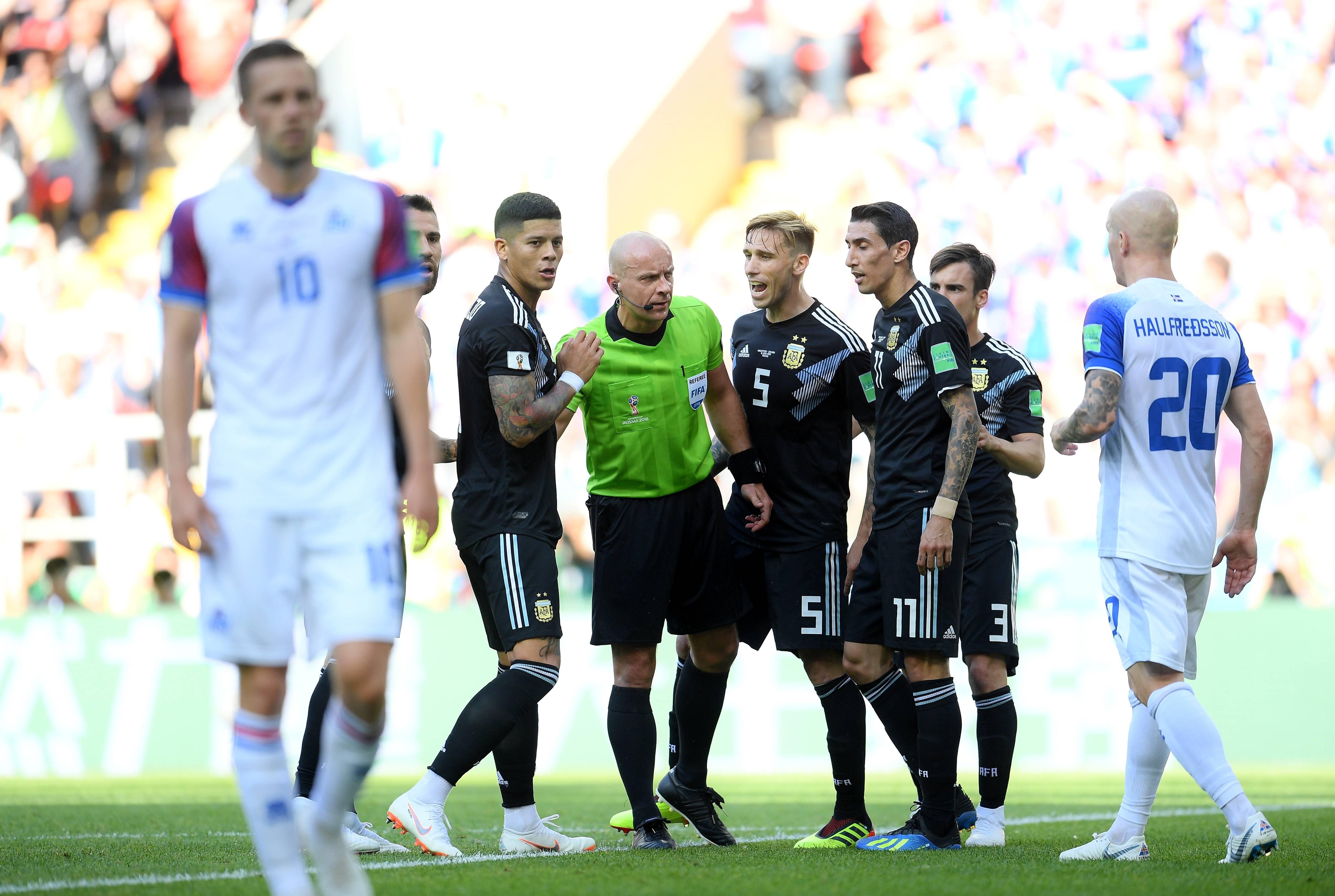 كأس العالم: جميع ما حصل من مفارقات يوم السبت 16/6/2018